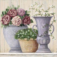 A. S.: Antike Blumen_hell