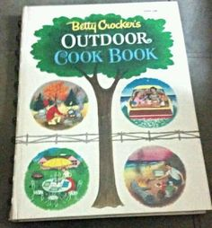 Betty Crocker Outdoor Cook Book Vintage 1961 1st Edition Hardcover Spiral-Bound in Books, Cookbooks | eBay