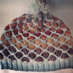 Ravelry: spincycleyarns' Hank Hat - test knit #2
