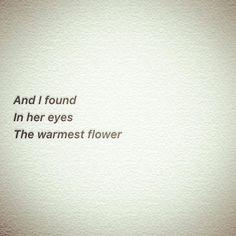 The warmest flower #insomniapoetry #poem #poems #poet #poetry #poetsofig #poetsociety #poetryslam #poetrycommunity #poetsofinstagram #prose #words #spokenword #spokenpoetry #spokenwordpoetry #writers #writersofinstagram #quote #quotes #instaquotes #inhereyes #thewarmestflower #sundayseries by insomniapoetry