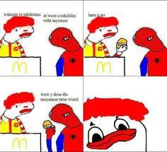 Silly Dolan meme  Spoderman pls