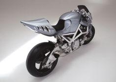 Icon Sheene Motorcycle