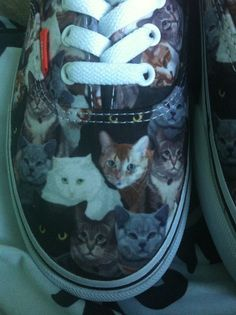 b00ff67f04 VANS x ASPCA Vans collaborates with the ASPCA to save animals and make  awesome shoes!