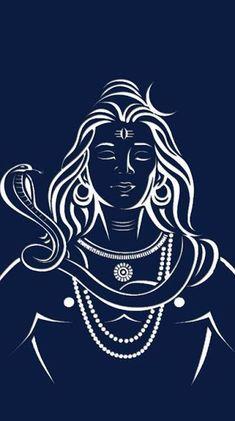 Shiva is also known as Adiyogi Shiva, regarded as the patron god of yoga, meditation and Arts # schools omm Arte Ganesha, Arte Shiva, Shiva Art, Krishna Art, Hindu Art, Mahakal Shiva, Shiva Yoga, Lord Shiva Statue, Lord Shiva Pics