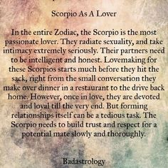 All About Scorpio, the most passionate, powerful and magnetic members of the zodiac. Astrology Scorpio, Scorpio Traits, Scorpio Zodiac Facts, Scorpio Quotes, Cancer Horoscope, Zodiac Signs, Scorpio Characteristics, Cancer Traits, Horoscope Compatibility