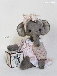 Keira (19 cm) by Ute Wilhelm