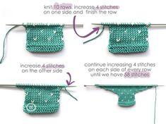 Topitos Baby Romper – Knitting Pattern & tutorial