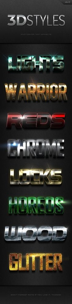 Buy Photoshop Text Effects by adzacom on GraphicRiver. Photoshop Text Effects With high quality and premium effects can produce the effect of a more perfect and . Photoshop Actions For Photographers, Photoshop Text Effects, Best Photoshop Actions, Photoshop Presets, Photo Manipulation, Artist At Work, Photo Editing, Graphic Design, Photography