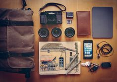 What's In My Bag² | Flickr - Photo Sharing!