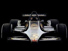 1978 Lotus 79 my favorite F1 car