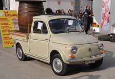 Risultati immagini per pickup italiani vecchi