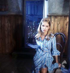 Przygoda z piosenką [1968] Mario, Indie, Actresses, Shirt Dress, 50th Birthday, Shirts, Polish, Concept, Film