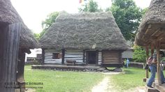 Muzeul Satului Home Fashion, Cabin, House Styles, Home Decor, Pictures, Homemade Home Decor, Cabins, Cottage, Decoration Home