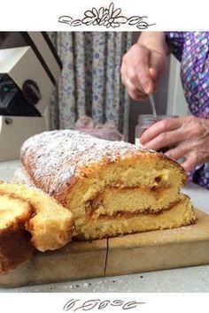 OMAS GEHEIMREZEPT FÜR WIRKLICH FLAUMIGE BISKUITROULADE Du Wirst Oma, Rouladen, Irene, French Toast, Biscuit