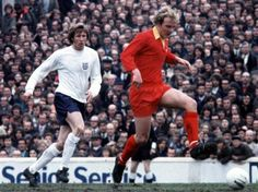Flashback Friday - Colin Todd