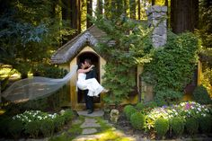 One of my Favorite Wedding Venues of all time, in Los Gatos, Northern California! Loved the fairytale theme throughout this amazing venue! Most Brides Dream Venue. Featured as  a Real Wedding in Orange County Bride Magazine!