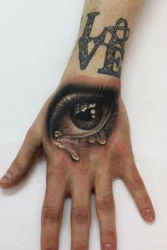 Photorealistic eye.. amazing!
