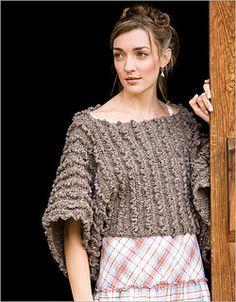 Gypsy Dolman pattern by Laura Gebhardt. Crochet Sweater ...