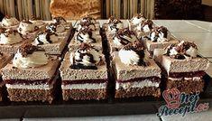 Oříškový zázrak s čokoládou Krispie Treats, Rice Krispies, 20 Min, Tiramisu, Cheesecake, Baking, Ethnic Recipes, Desserts, Gardening