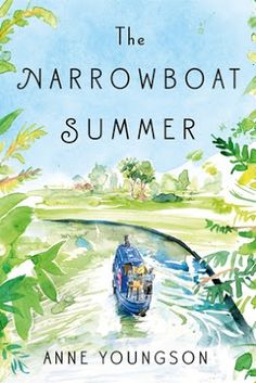 Carole's Chatter: The Narrowboat Summer by Anne Youngson