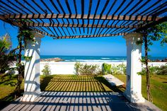 Among India's most romantic hotels - Bungalow on the Beach, Tranquebar, Tamil Nadu.