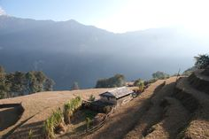 VISUAL ADVENTURE: ANNAPURNA FOOTHILLS, NEPAL