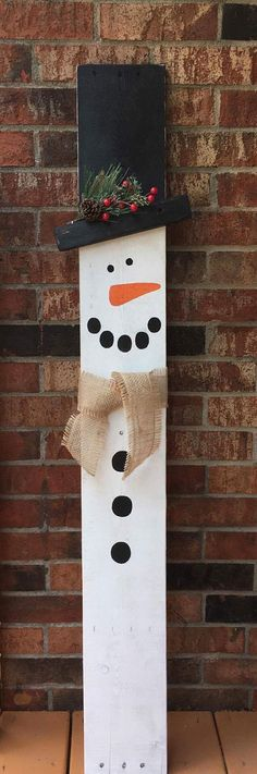 Front Porch Sign Christmas Porch Sign Winter by GoldenExpressions1