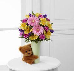 FTD Festive Hugs Bouquet