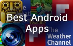 Best Android Apps for January 2013