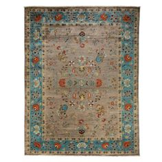 Adina Collection Oriental Rug, 9' x 12'2"