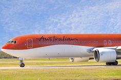 Australian Airlines 767-300