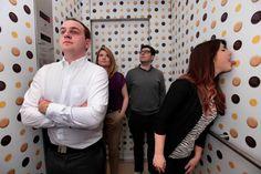 McVitie's Jaffa Cakes Wallpaper resembles Willy Wonka movie