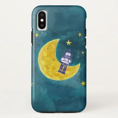 Seeing the Earth iPhone X Case - metal style gift ideas unique diy personalize