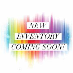 New inventory coming next week. Visit my VIP on Facebook; LuLaRoe Amber Katka VIP