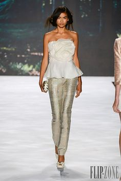 Badgley Mischka Spring-summer 2013 - Ready-to-Wear