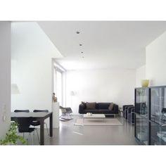 Wohnzimmerfliesen Hell Gemütliches Wohnzimmer Luxuriös Runder Schwarzer  Teppich | Wohnzimmer Ideen | Pinterest | Salons