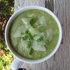 Green Gazpacho - All