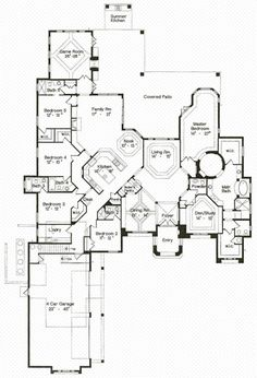 Love this floor plan by LoriTheQween