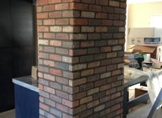 General Shale Cambridge Thin Brick Veneer