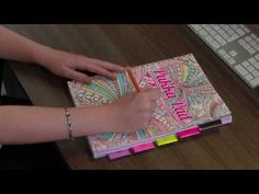 Colour in Project Book - YouTube