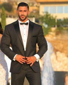 Suit and Tie Bulges