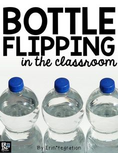 Bottle tossing and flipping is trending huge with kids, preteens, and teens. Learn how to take an annoying game and make it educational & engaging with a FREE review game template that can be used with ANY task cards and a STEM Project Based Learning acti