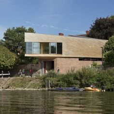 Michael Baker Boathouse by Associated Architects