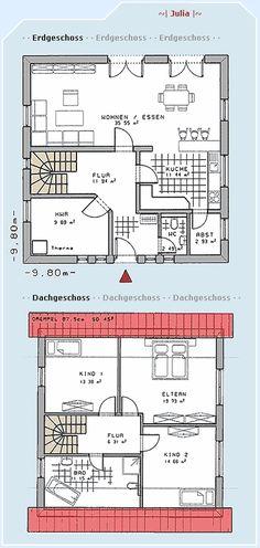 Die 79 Besten Bilder Von Einrichtung Grundrisse House Floor Plans