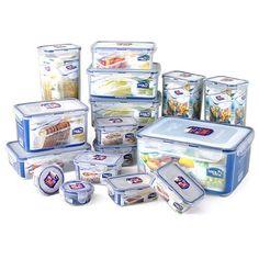 Attirant Homebrew Finds: Lock U0026amp; Lock Airtight Storage Set, Gold Box Deal Of The