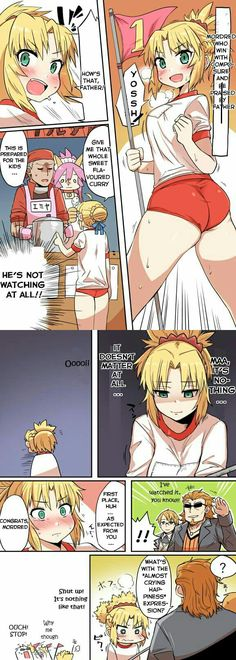 Notice Mordred, Father