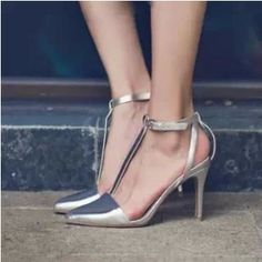 20 SILVER SHOES ideas | silver shoes