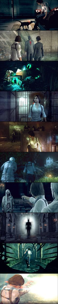 The Evil Within, DLC, The Assignment.