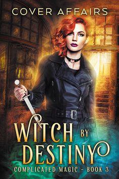 UF, urban, fantasy, paranormal, premade, book cover Magic Book, Paranormal, Affair, My Design, Witch, Urban, Fantasy, Cover, Books