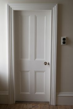 Delicieux White Period Interior Door   Google Search Victorian Internal Doors, White Internal  Doors, Internal